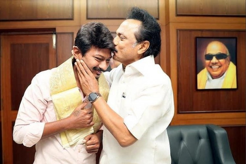 Udayanidhi, MK Stalin's Son, Is Latest Heir To Rise In The DMK