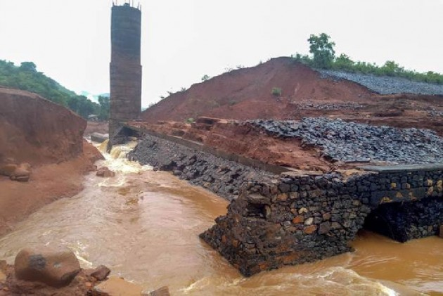 Arrest Crabs Under Section 302, NCP Leader Says After Sawant's Claim On Tiware Dam Breach