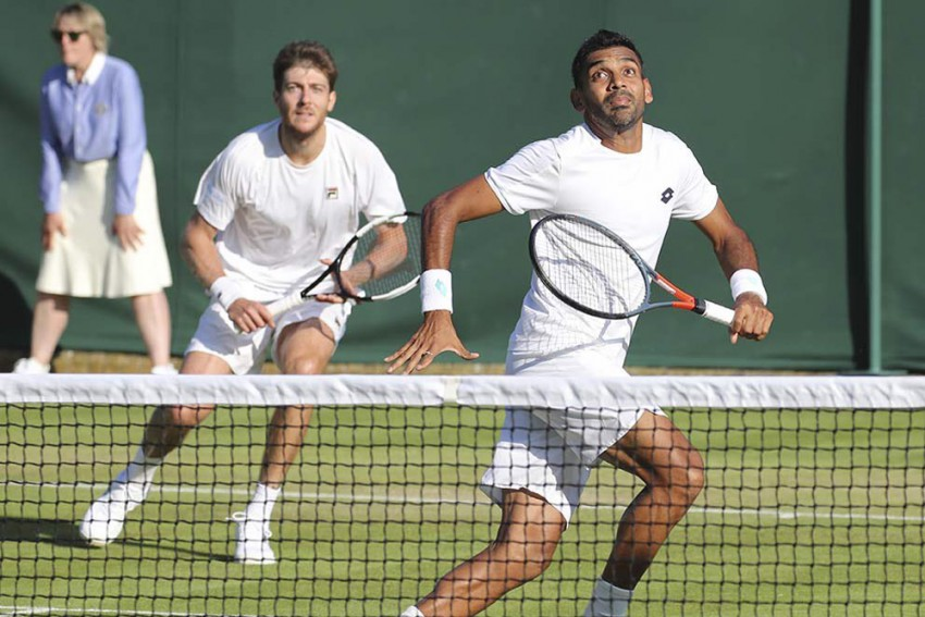 Wimbledon: India's Divij Sharan Reaches Pre-Quarterfinals With Doubles Partner Marcelo Demoliner
