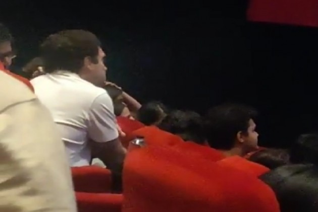 WATCH: Rahul Gandhi Goes For A Movie After Quitting As Congress President