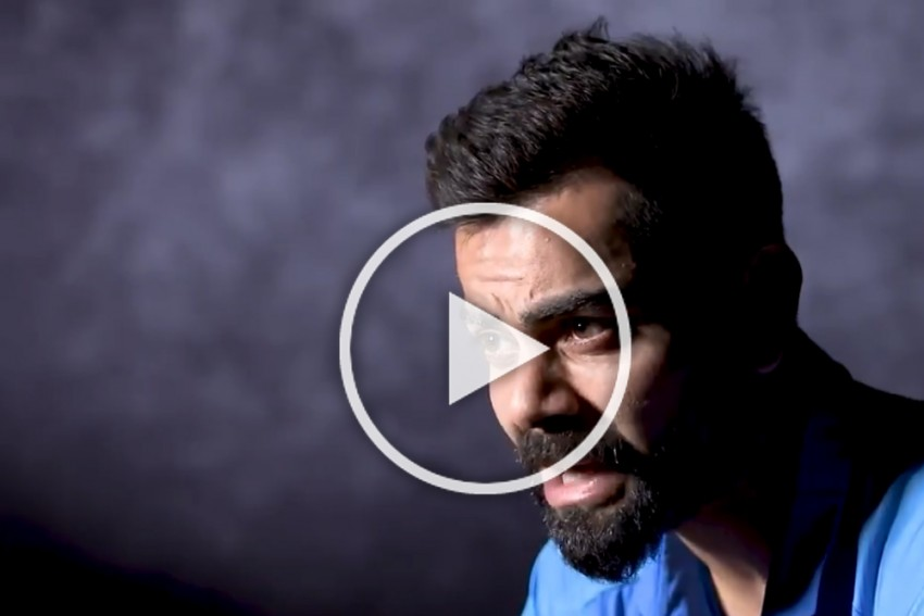 Cricket World Cup: MS Dhoni Will Always Be My Captain, Says India Skipper Virat Kohli – WATCH