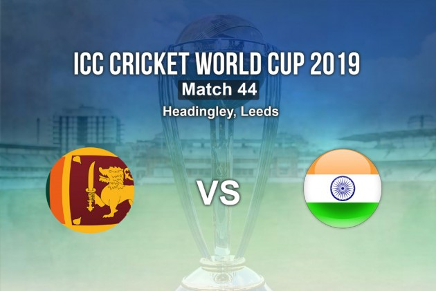 India Vs Sri Lanka, ICC World Cup 2019, Highlights: IND Rout SL, To Play NZ In Semis