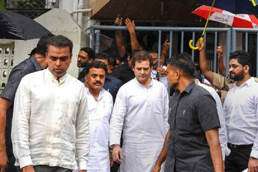 Patna Court Grants Bail To Rahul Gandhi In Defamation Case