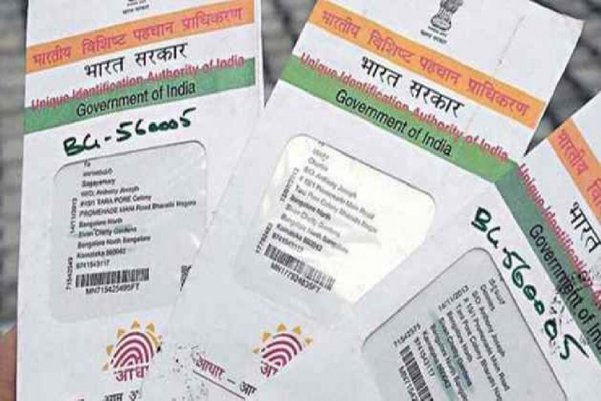 Aadhaar ID Can Be Used For Cash Transactions Beyond Rs 50,000: Revenue Secy