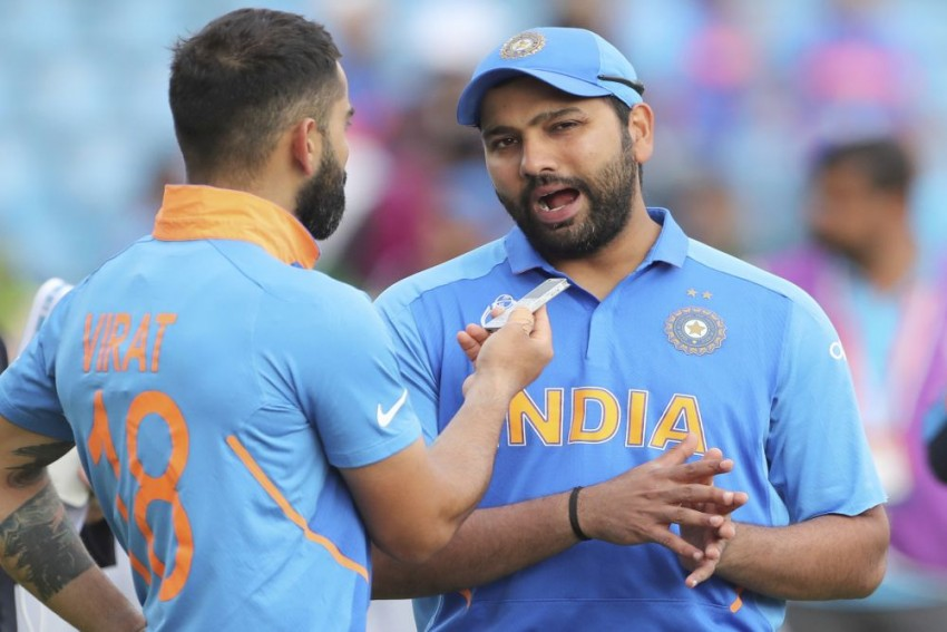Cricket World Cup 2019: 'I'm Trying To Stay In Present' - Rohit Sharma After Record-Breaking Ton Vs Sri Lanka