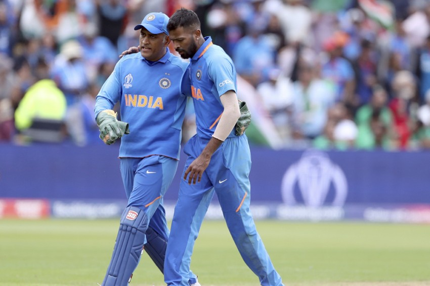 India's MS Dhoni Concedes Most Bye Runs In Ongoing Cricket World Cup
