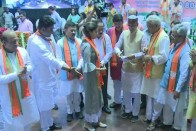 Sapna Chaudhary Joins BJP During Party's Membership Drive In Delhi
