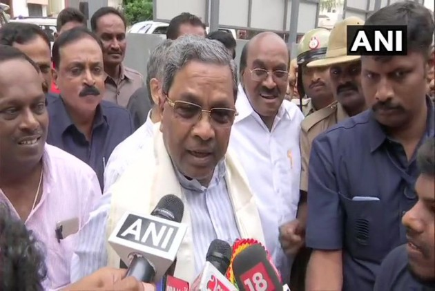 Karnataka Crisis: No Threat To Govt; Don't Worry, It Will Survive, Says Former CM Siddaramaiah