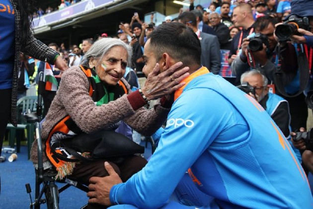 87-Year-Old Cheering For Indian Cricket Team Shows Why We Need To Take A Stand Against Ageism