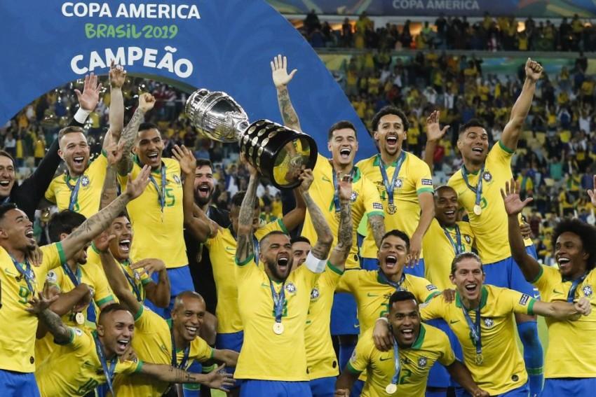 Copa America 2019: Brazil Beat Peru To Win First Title In 12 Years