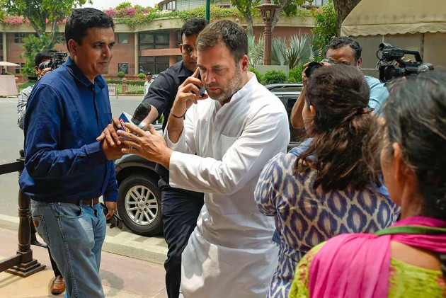 Rahul Gandhi To Visit Amethi On July 10, Will CWC Meet In His Absence?