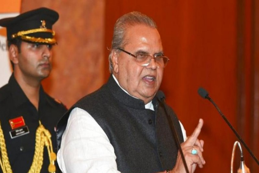 I Know Many Who 'Made Millions' By Destroying J&K Forests, See Their Bungalows In Delhi: Governor SP Malik