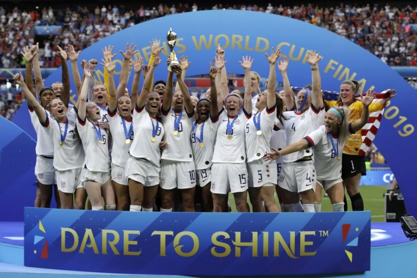 FIFA Women's World Cup 2019: Megan Rapinoe, Rose Lavelle Lead United States To Fourth Title