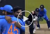 IND Vs NZ, ICC Cricket World Cup: Ravindra Jadeja Makes A Mockery Of Henry Nicholls' Defence With Magic Ball – WATCH