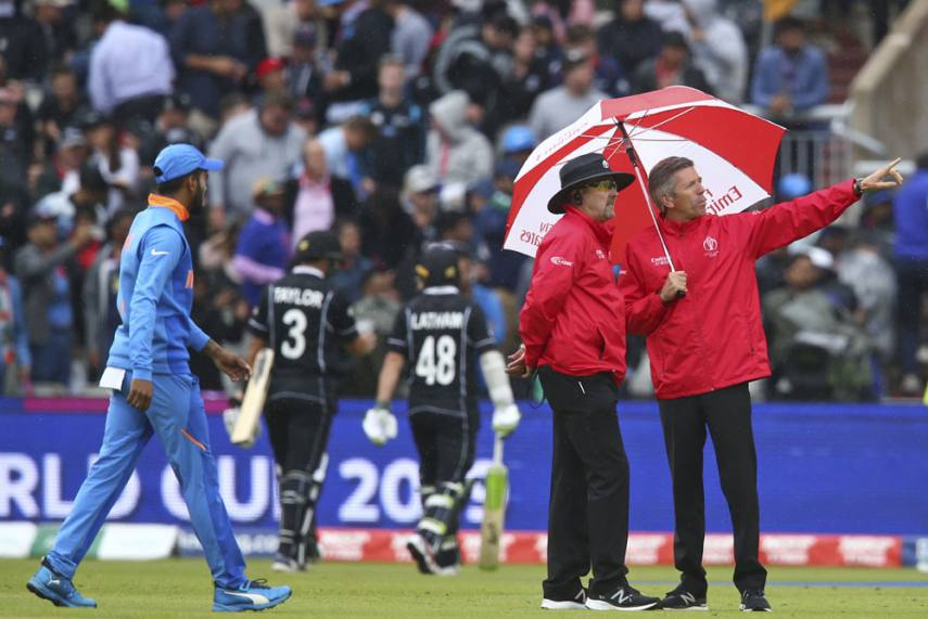 Ind Vs Nz Semi Final Will India Enter Cricket World Cup Final Without Batting