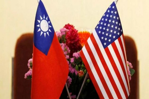 US Approves $2.2 Billion Arms Sale To Taiwan
