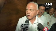 Resign Immediately, You Have No Moral Right To Continue As CM: BJP's Yeddyurappa Tells Kumaraswamy