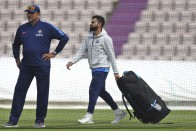 Hope God Sits In Our Dressing Room If We Face England In Cricket World Cup Finals, Say India's Ravi Shastri