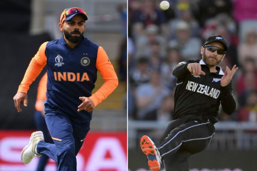 Live Streaming, India Vs New Zealand, 2019 Cricket World Cup Semifinal: Where To See Live Action, Get Live Scores Of IND Vs NZ