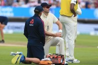 The Ashes 2019, Edgbaston Test: James Anderson Gives England Injury Scare