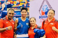 Four Indian Women Boxers Enter Semis Of Russian Tournament