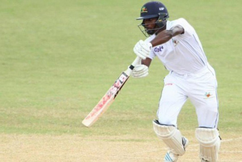 India A Reduce West Indies A To 243/5 Despite Fifties From Montcin Hodge, Shamarh Brooks