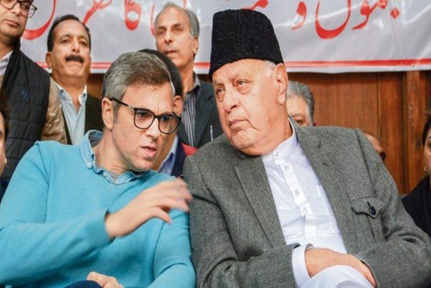 Omar, Farooq Abdullah Meet PM Modi, Ask Him To Hold Polls Before Year End