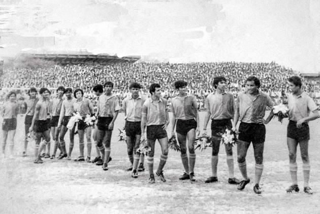 Flame And Glory! East Bengal Football Club Celebrates A Glorious Century