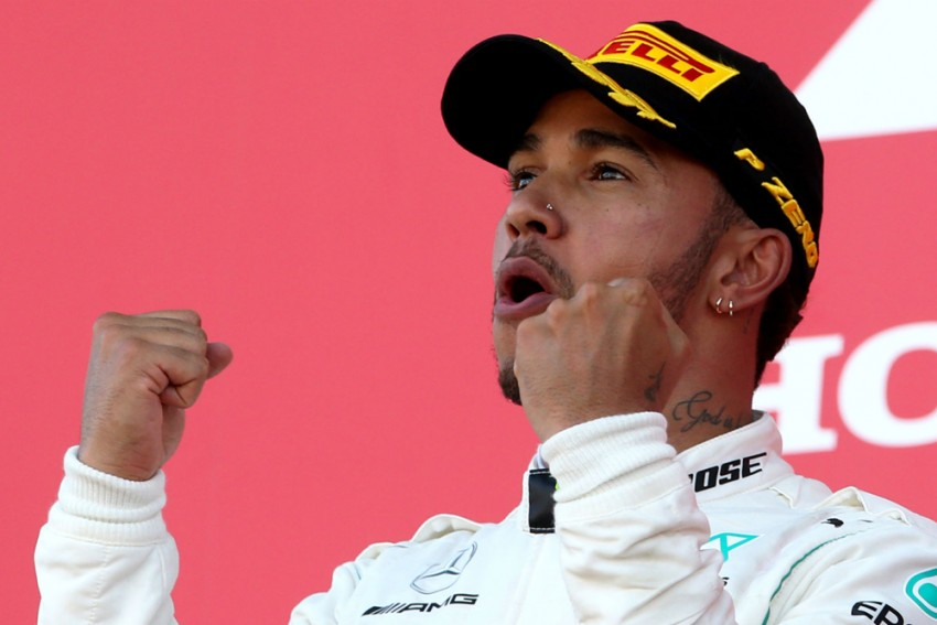 F1 Raceweek: Lewis Hamilton Eyes Another Michael Schumacher Record – Hungarian GP In Numbers