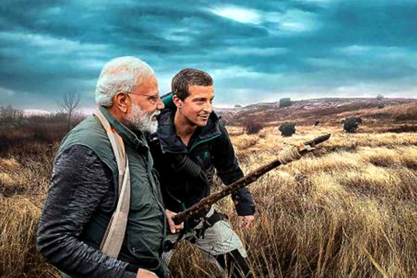 'My Upbringing Doesn't Allow Me To Take Life': PM Modi To Bear Grylls On 'Man Vs Wild'