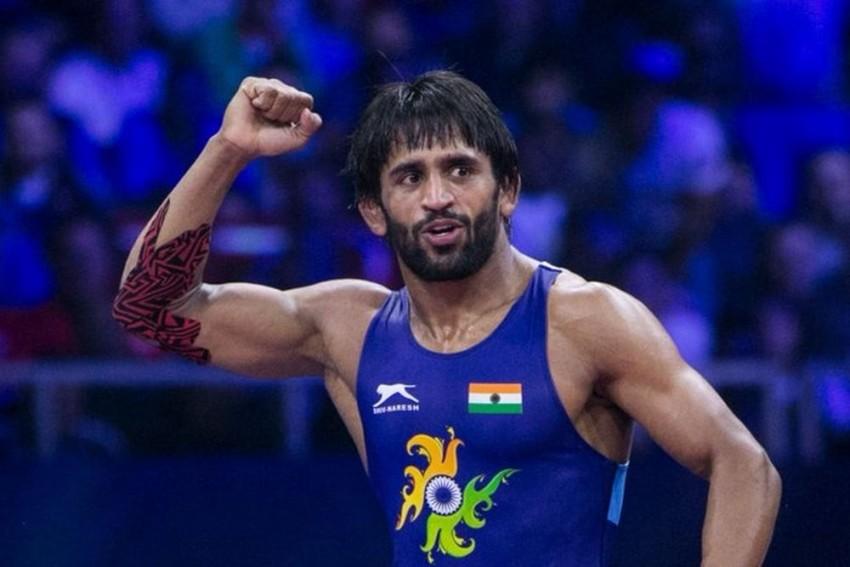 Bajrang Punia Wins Gold At Tbilisi Grand Prix