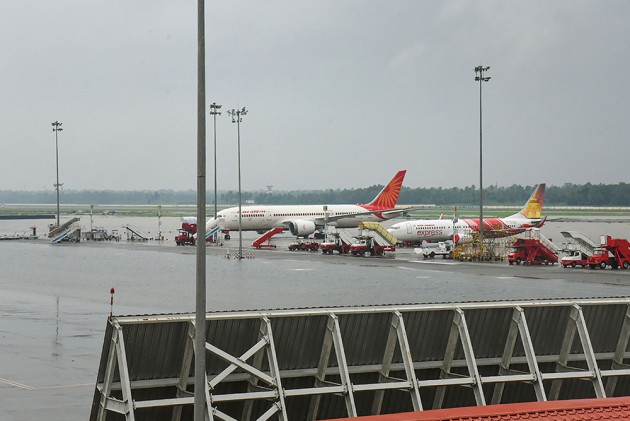 Kochi Airport To Resume Flight Operations From Sunday Noon