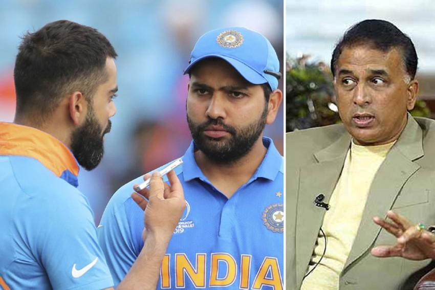 Sunil Gavaskar Reveals Who Started Virat Kohli, Rohit Sharma Rift Story