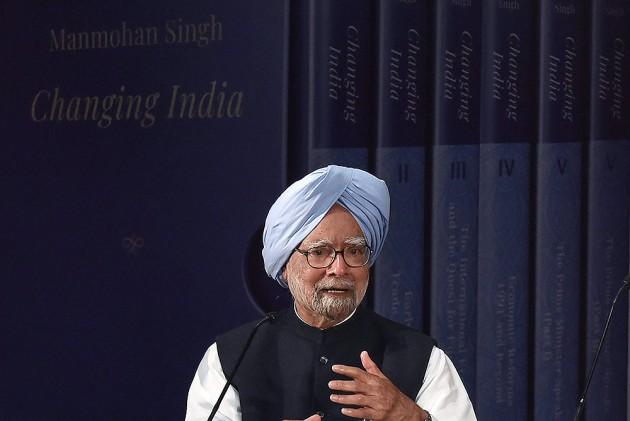 Former PM Manmohan Singh To File Nomination For Rajya Sabha From Rajasthan