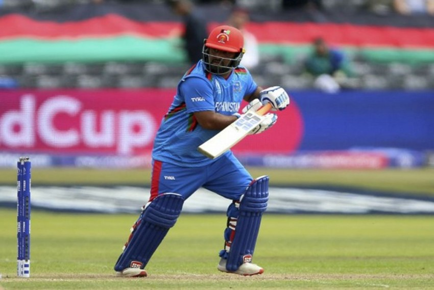 Afghanistan Suspend Mohammad Shahzad's Contract For Travelling Out Of Country Without Permission