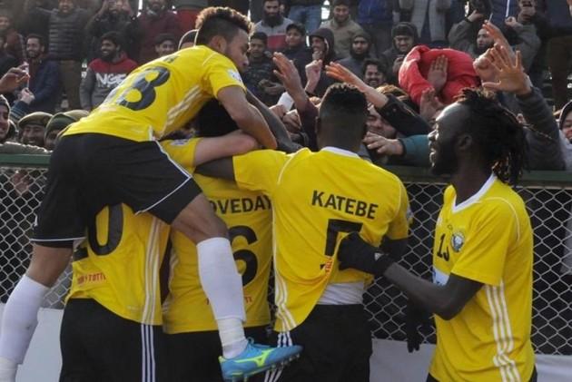 Durand Cup: Real Kashmir FC, Mohammedan Sporting Register Big Wins