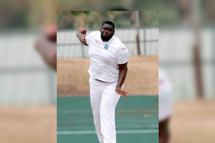 West Indies Vs India: Rahkeem Cornwall – Don't Miss The Striking Presence Of World's Heaviest Cricketer