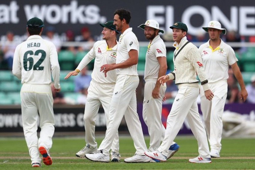 The Ashes 2019: Worcestershire Match No Audition For Mitchell Starc And Josh Hazlewood