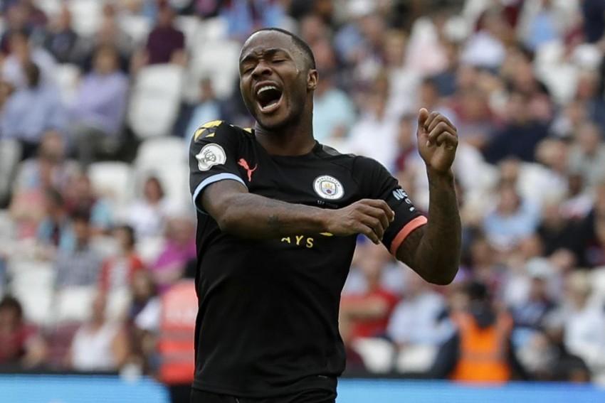 Premier League: Raheem Sterling Hits Hattrick As Manchester City Maul West Ham United