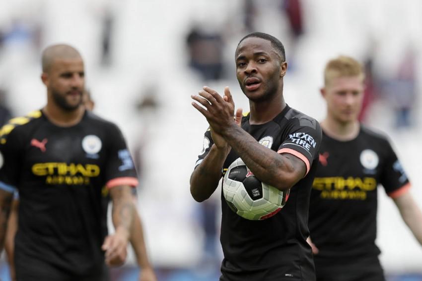 EPL 2019-20: Raheem Sterling Hat-Trick Gives Manchester City Stunning Start; Burnley, Brighton Impress
