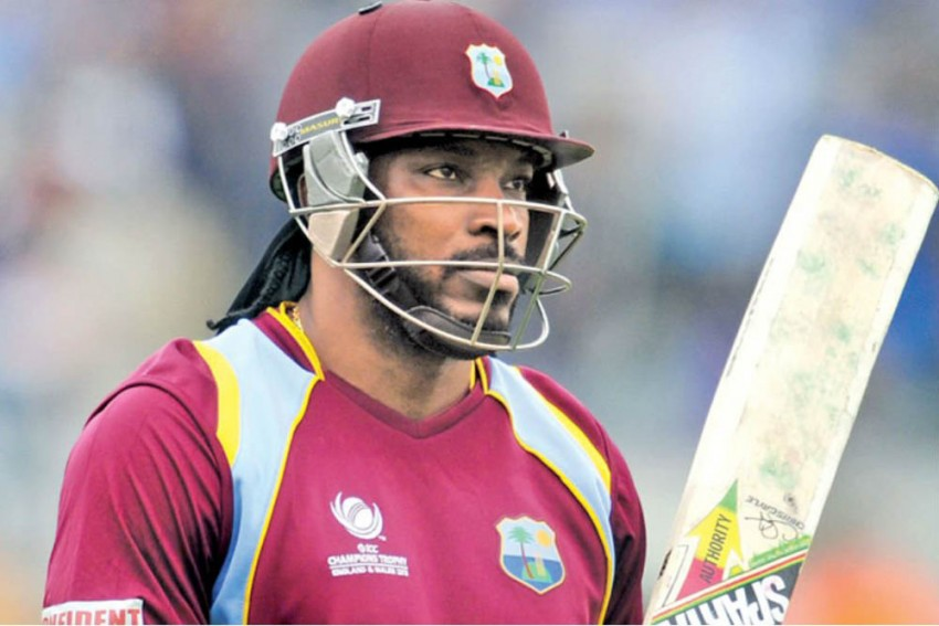 Chris Gayle Not Included In West Indies Squad For Upcoming Test Series Vs India