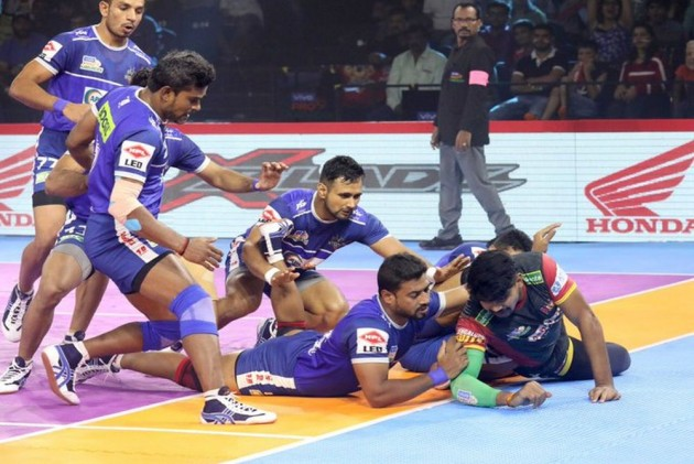 Pro Kabaddi League 2019: Haryana Steelers Clinch Thriller Against Bengaluru Bulls