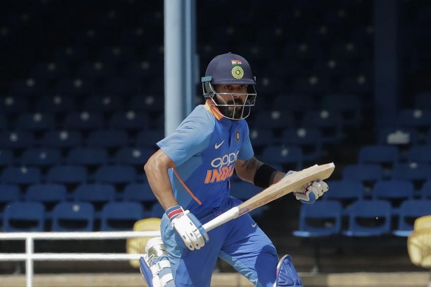WI Vs IND, 2nd ODI: India Captain Virat Kohli Breaks Pakistan Legend Javed Miandad's 26-Year-Old Record