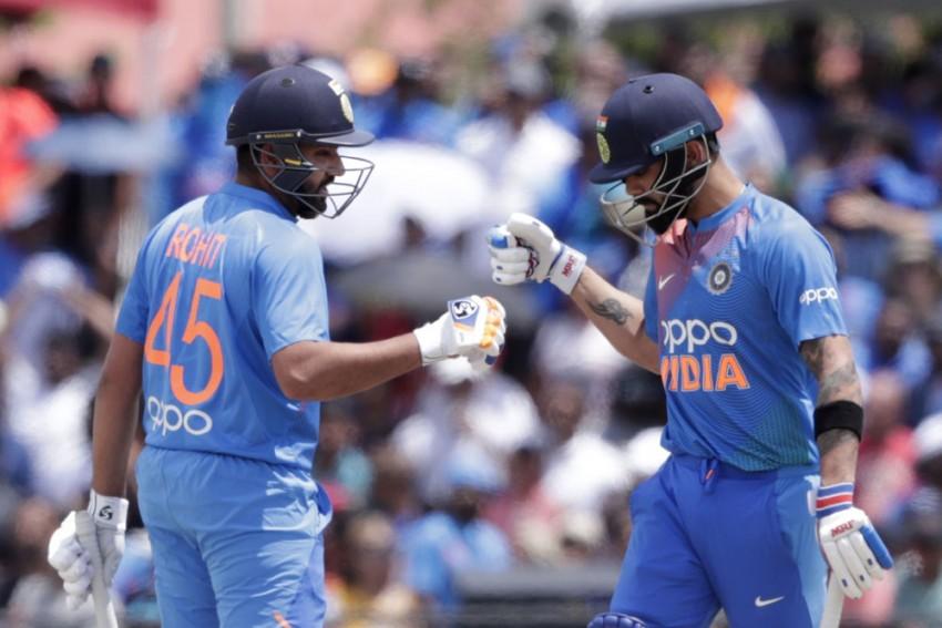 WI Vs IND, 2nd ODI: Virat Kohli, Rohit Sharma Join Hands To Surpass Sachin Tendulkar-Virender Sehwag's Feat
