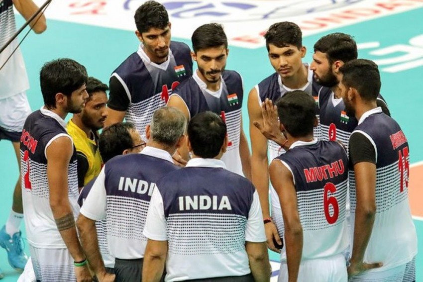 Asian Men's U-23 Volleyball Championship: India Lose To Chinese Taipei, Settle For Silver