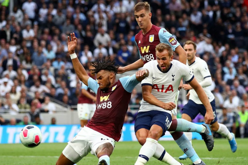Premier League, Tottenham 3-1 Aston Villa: Harry Kane Scores A Late Double After Tanguy Ndombele's Stunning Goal