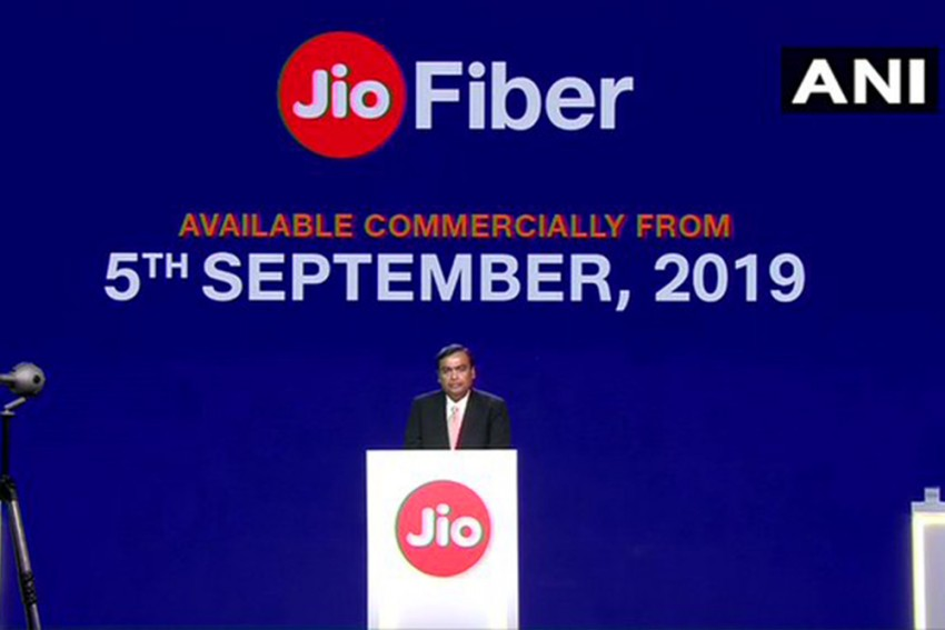 India Was 'Data-Dark' Before Jio Came, It's 'Data-Shining' Now, Says Mukesh Ambani