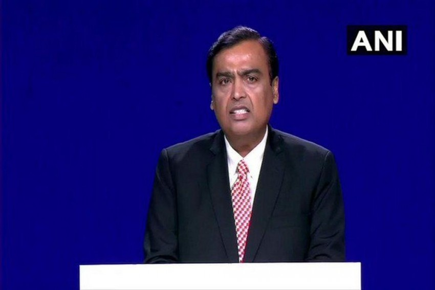 Several Announcements For J&K, Ladakh In Coming Months, Says Mukesh Ambani
