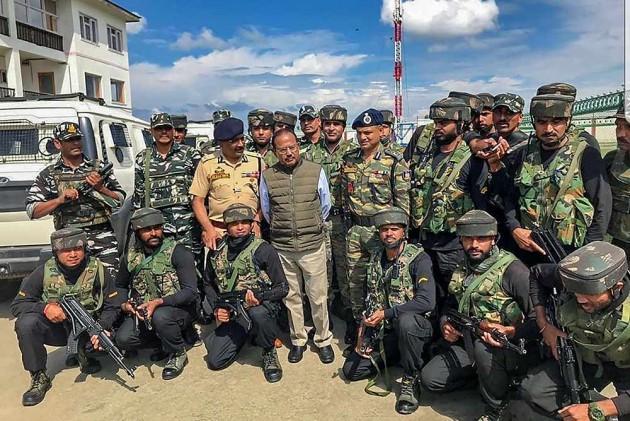 NSA Ajit Doval Undertakes Aerial Survey Of Srinagar, South Kashmir As State Observes Eid Al-Adha