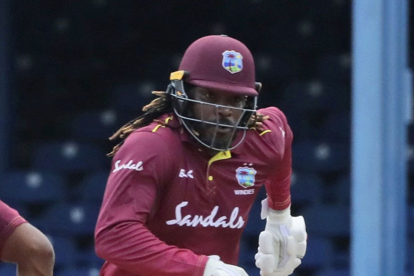 WI Vs IND, 2nd ODI: Chris Gayle Celebrates 300th Match By Breaking Long-Standing Brian Lara Record